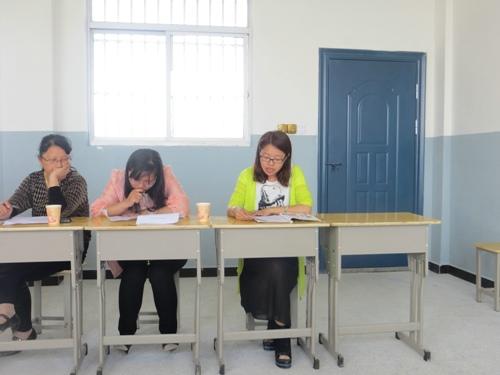 塔城中心小学开展教师说课竞赛-南昌县教育体育信息