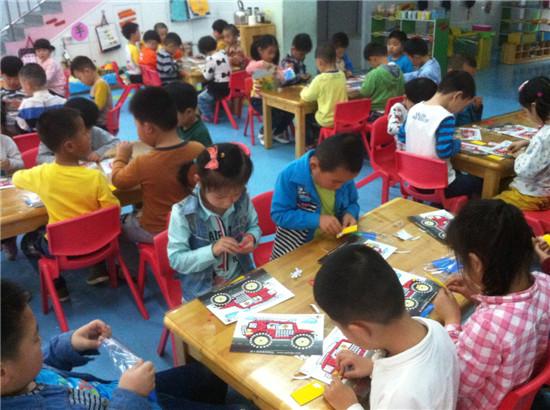 县二幼开展diy创意手工课程促幼儿成长