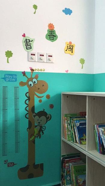 学校开展 创建班级图书角,营造书香校园 活动
